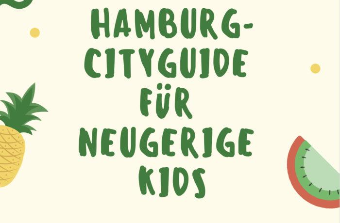 Hamburgs erster und kostenloser Folder für junge Touristen